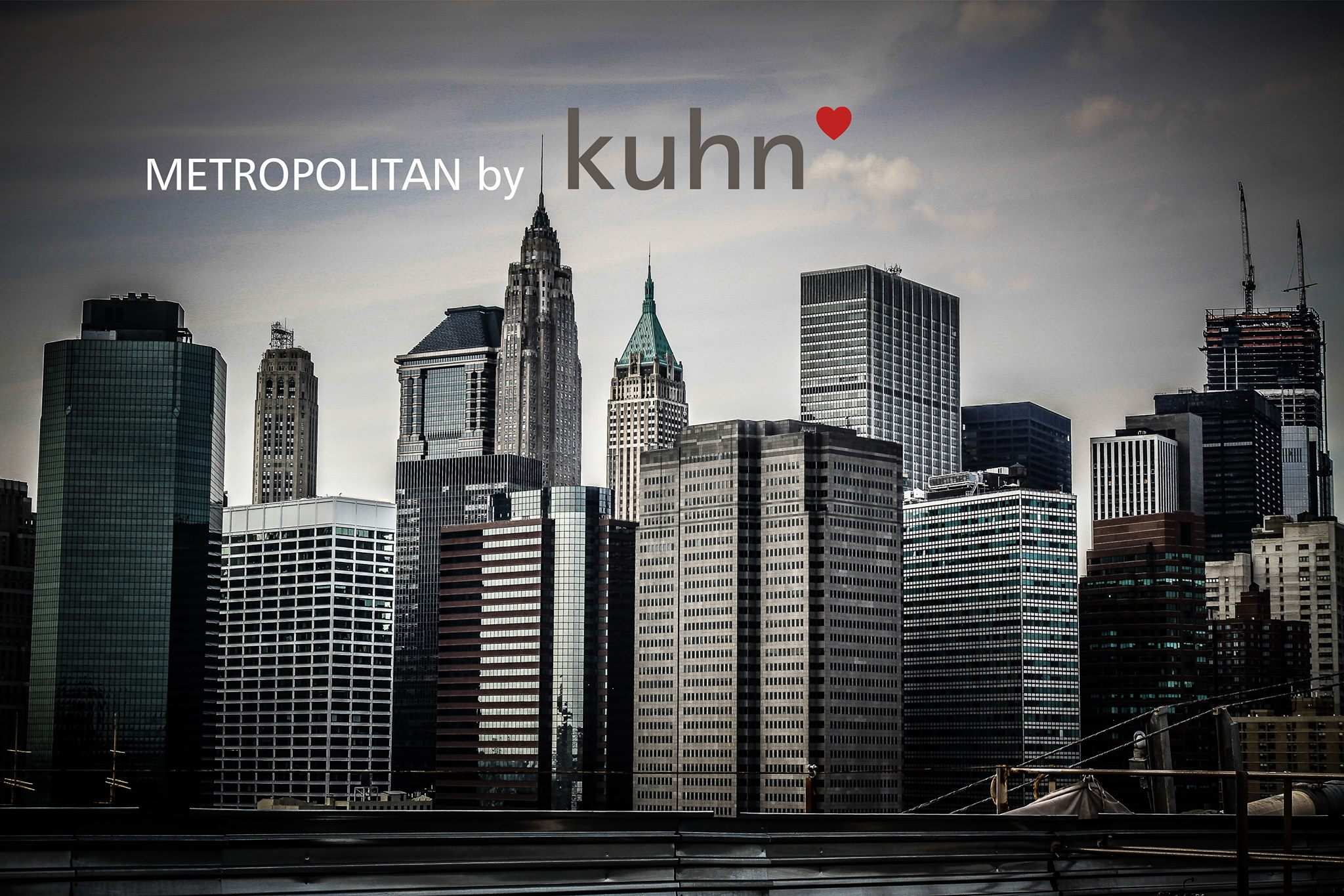 Metropolitain by Kuhn
